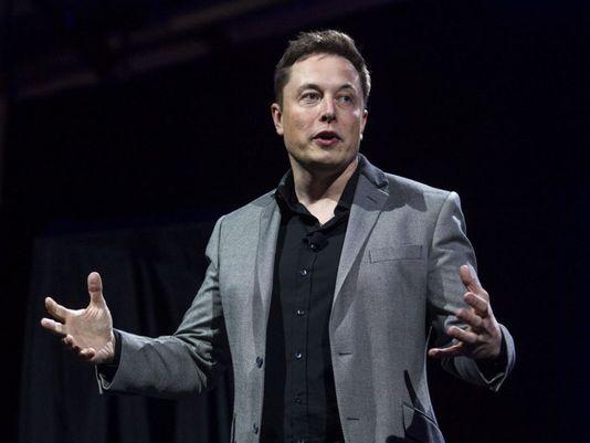 Linguagem corporal do Elon Musk