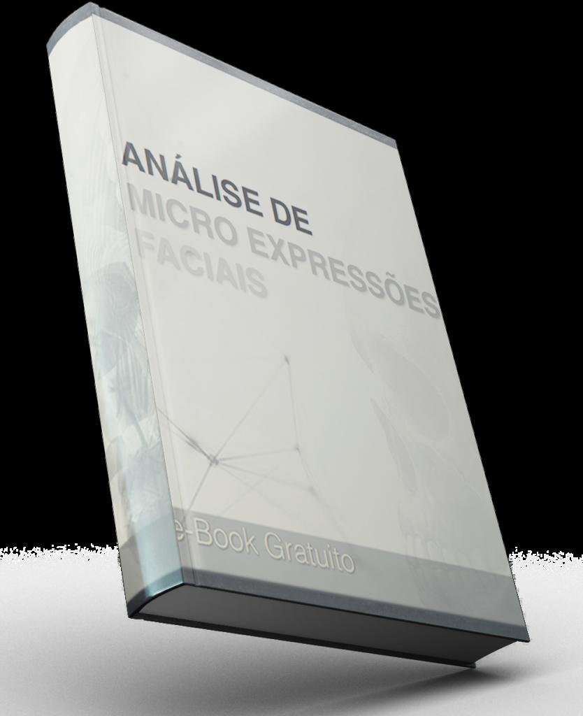 mockup ebook introdução micro expressões faciais