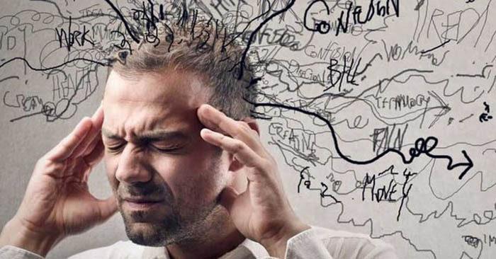 homem com transtorno de ansiedade