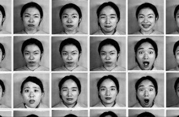 miniatura ciência comportamental e microexpressões faciais